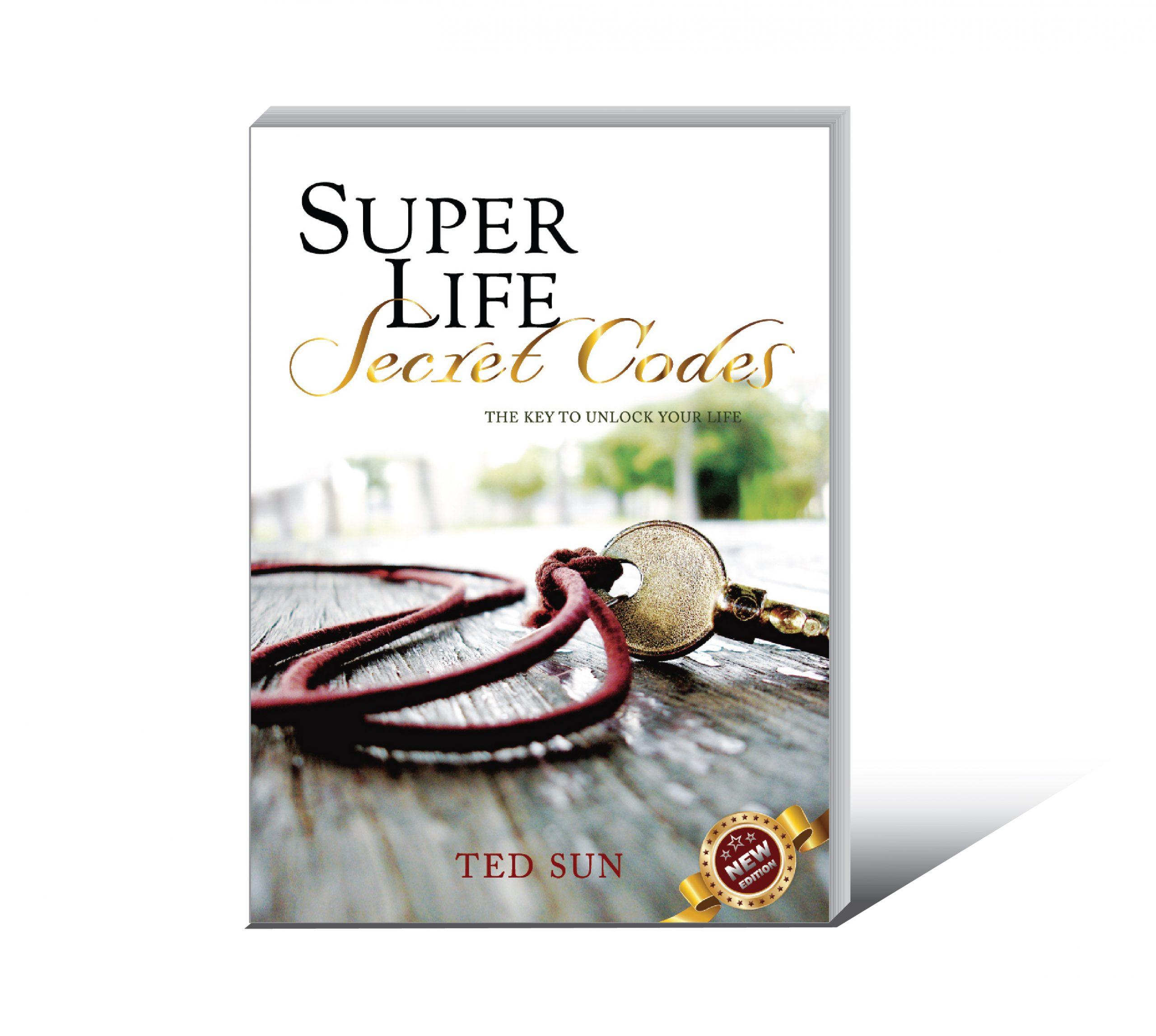 《超級生命密碼-英文版》