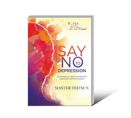 《向憂鬱說No》英文版 SAY NO TO DEPRESSION